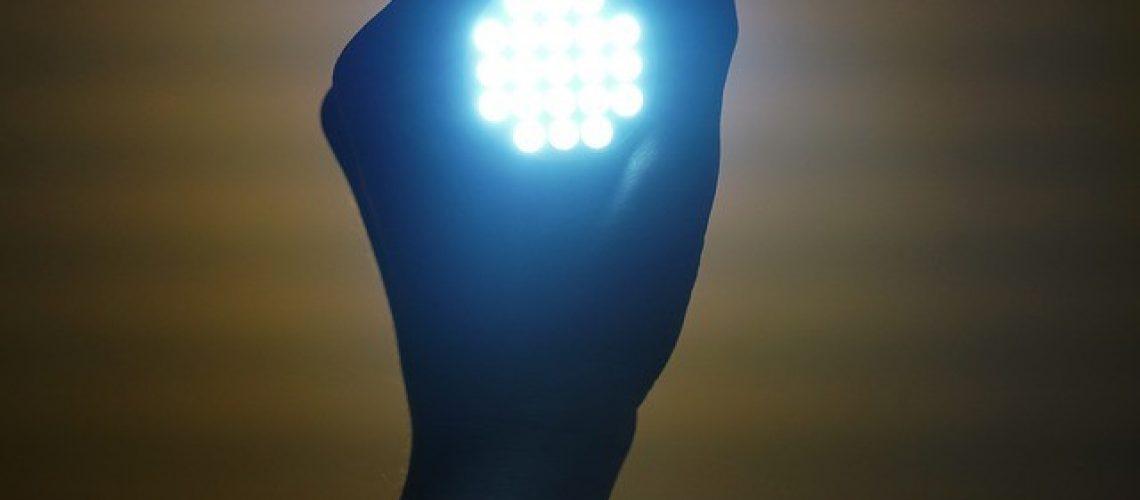 car flashlight