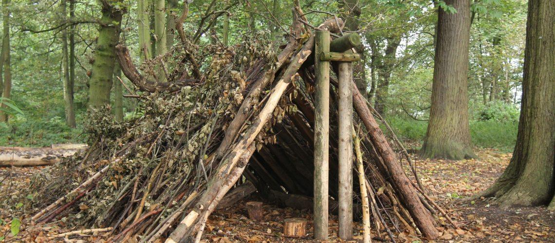 long term survival shelter